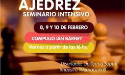 Seminario Intensivo De Ajedrez En Oberá Agencia De